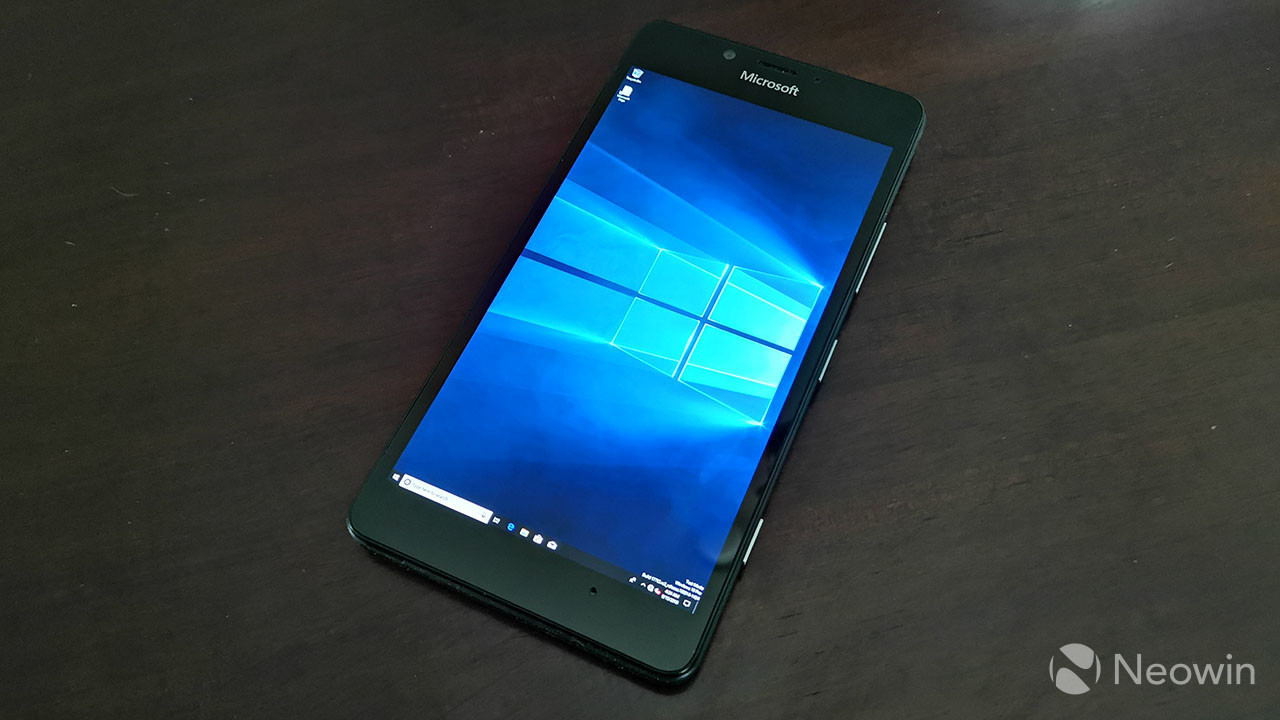 FYI: Here's how to install Windows on ARM on your Lumia 950