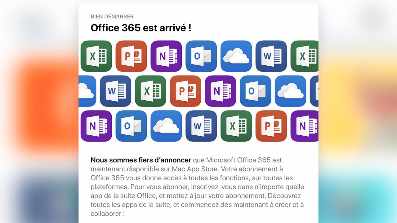 Microsoft Office is finally coming to the Mac App Store [Update