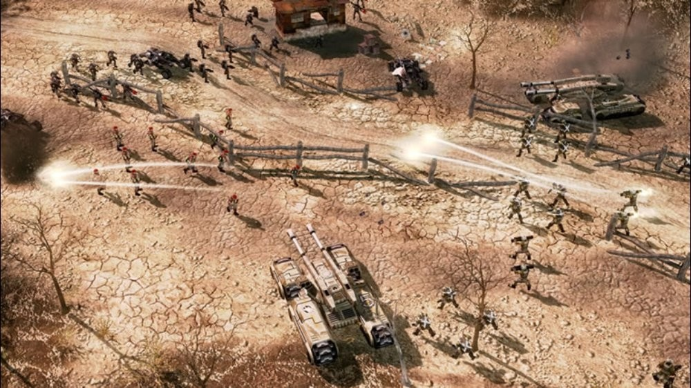 Microsoft adds four Command and Conquer games to Xbox One