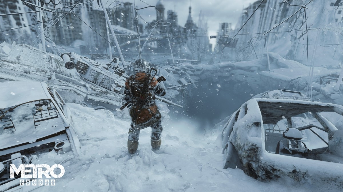 Metro Exodus also ditching Steam and moving to Epic Games