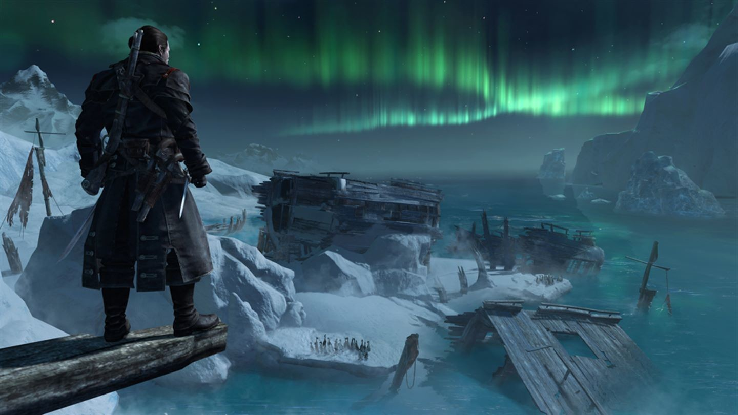 Games with Gold: Assassin's Creed Rogue and Bloodstained
