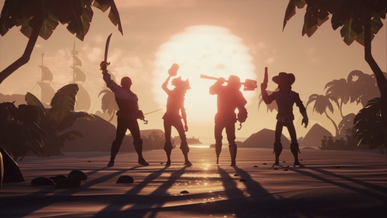 Sea Of Thieves lets players invite friends free for a week ...