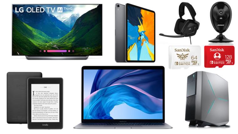 TechBargains: Apple & Amazon deals still live, refurb LG