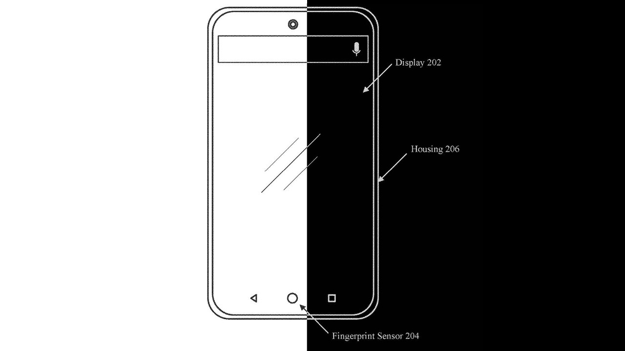 Essential's next phone might sport an in-display front-facing camera