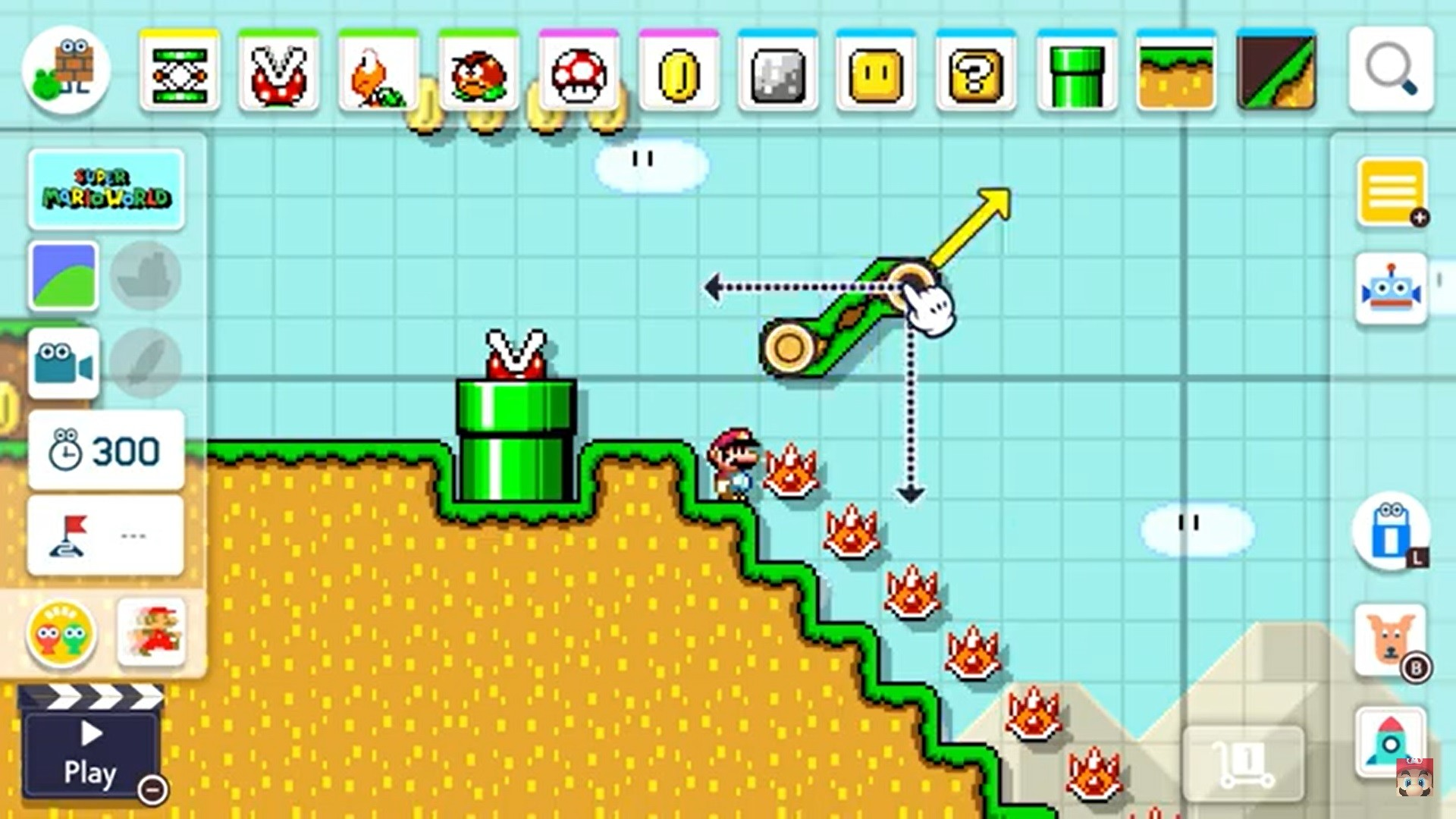 Nintendo Announces Super Mario Maker 2 Coming In June 2019 Neowin