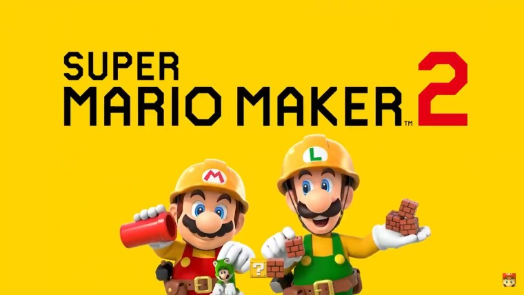 New Super Mario Maker 2 update to bring new items, including a Master Sword