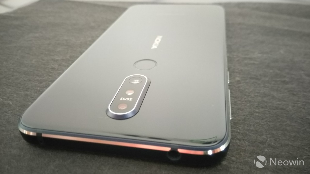 Nokia 7 1 review: Top-notch display, great design, and an