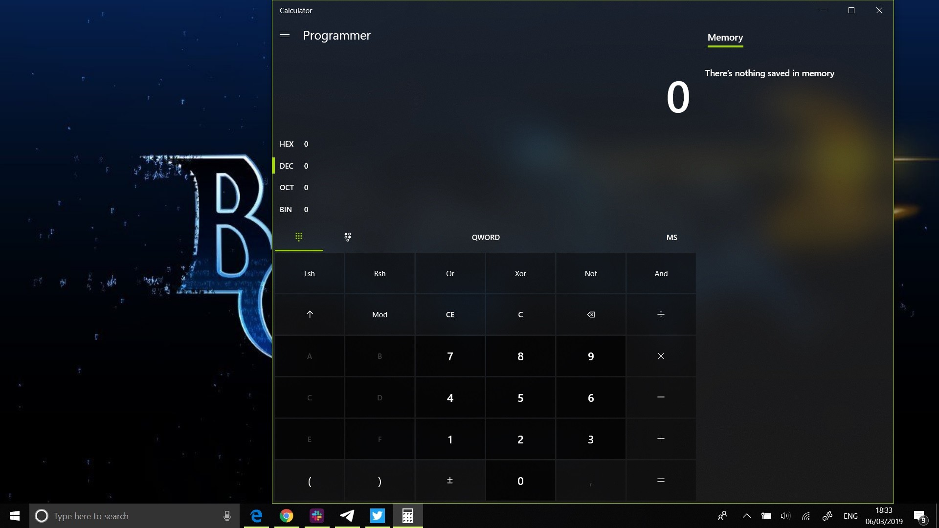 The Windows 10 Calculator app is getting a compact overlay