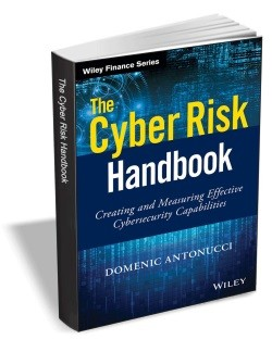 The Cyber Risk Handbook (worth $43) is temporarily free to
