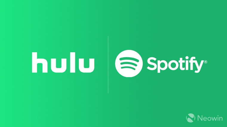 spotify now bundles hulu with its premium membership at no extra cost neowin. Black Bedroom Furniture Sets. Home Design Ideas