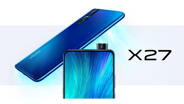 Vivo has officially launched sales for the Vivo X27 in China