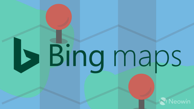 Microsoft Adds New Route Coloring Feature And Labels To Bing Maps