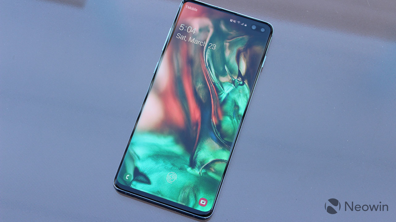 Samsung Galaxy S10+ review: It's among the best, but it's