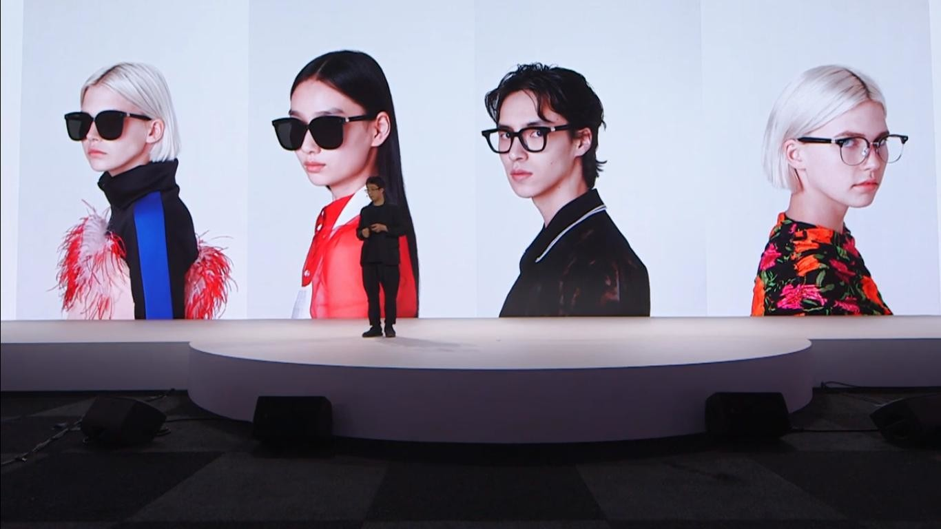 8123a677b61a Huawei unveils new smart eyewear built in partnership with Gentle ...