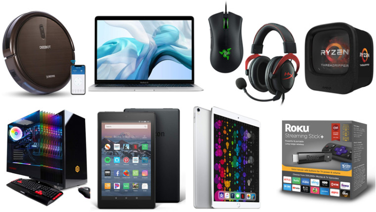 TechBargains: Up to $200 off iPad Pro, MacBook Air, 40% off