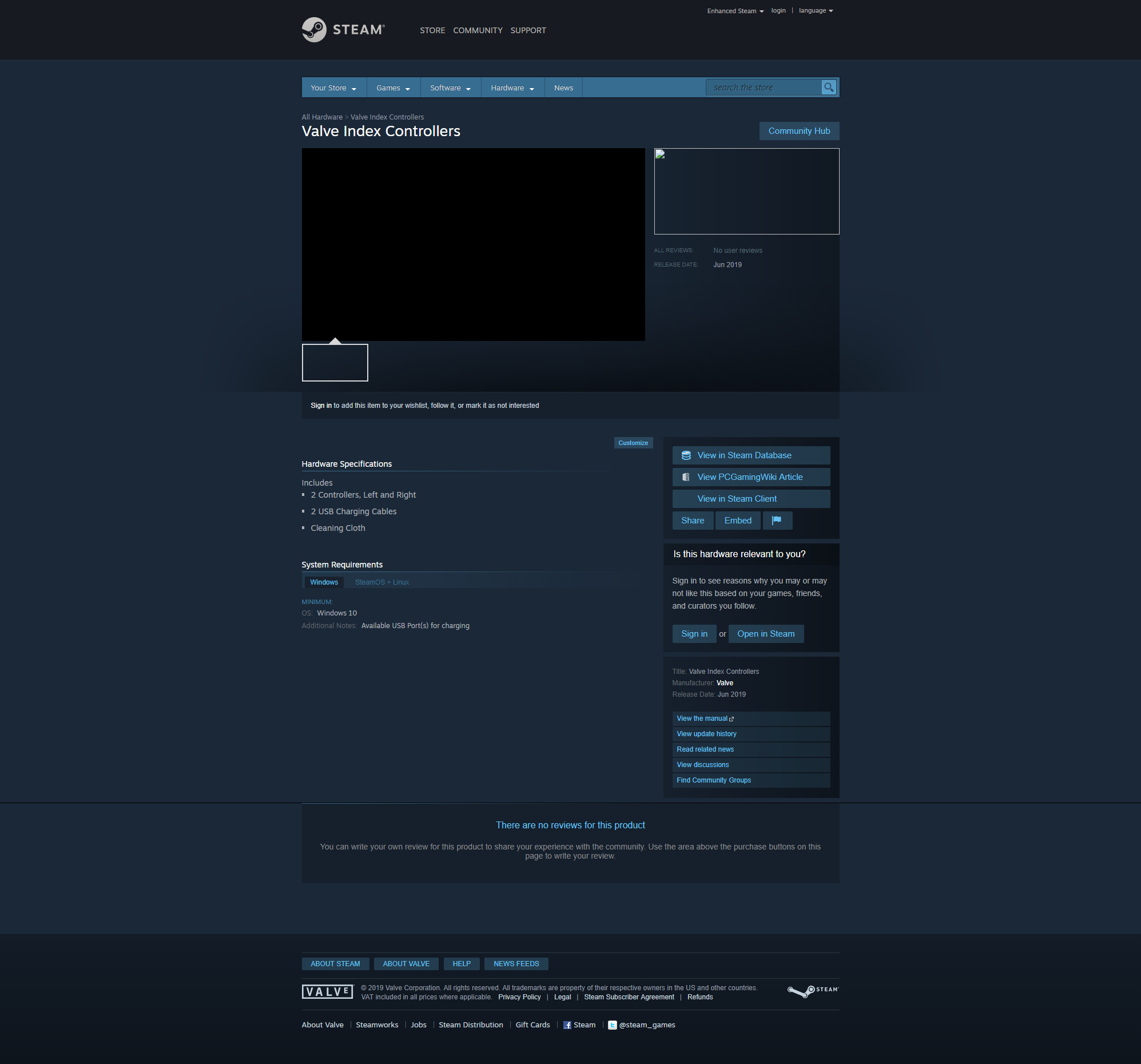 Valve Index will launch on June 15 with preorders opening in