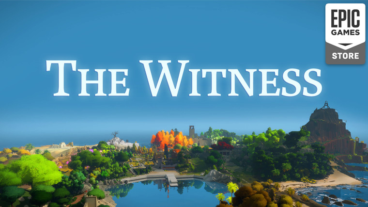 The Witness is free to claim on the Epic Games Store until