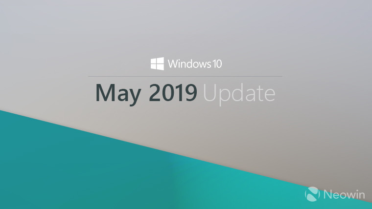 Microsoft updates the Windows 10 CPU requirements for the May 2019