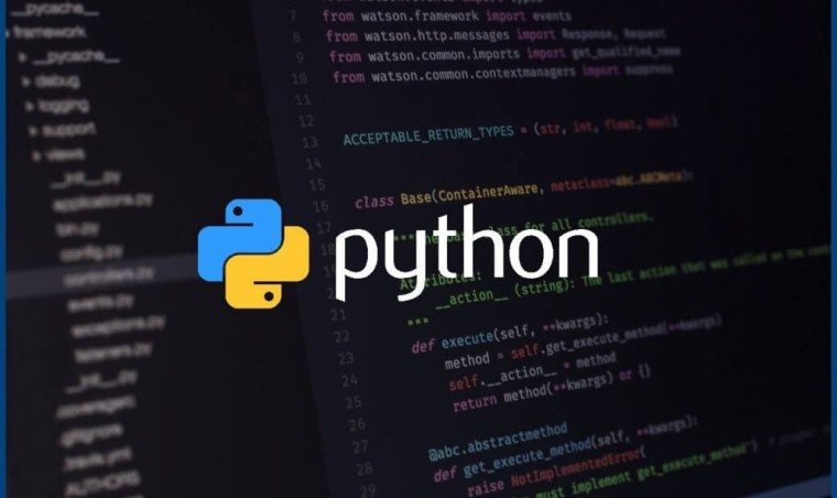 You can Pay What You Want for the Python Master Class Bundle