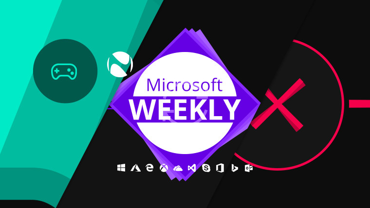 Microsoft Weekly: Gaming services, a bunch of builds, and