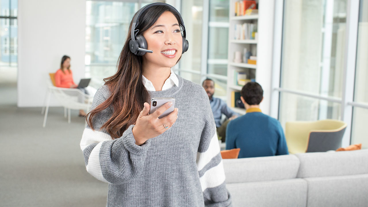 Logitech S Zone Headset Is Designed For The Open Office Neowin