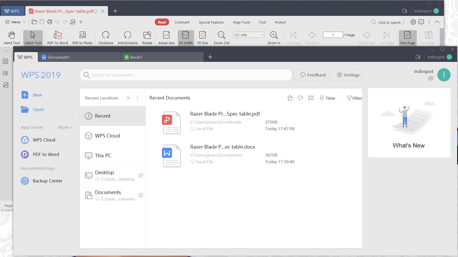 WPS Office 2019 is now available in the Microsoft Store - Neowin