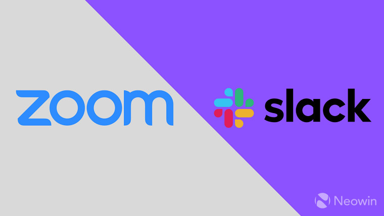 Slack announces new features for Zoom meetings, Zoom Phone