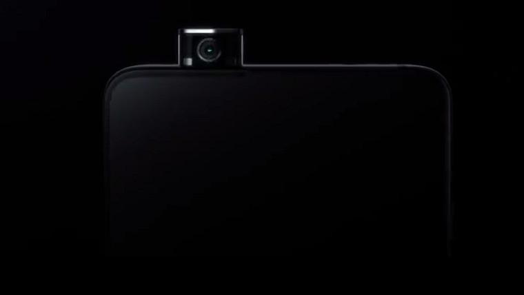 a0348f4d5 Xiaomi teases a Redmi flagship phone with a pop-up selfie camera ...