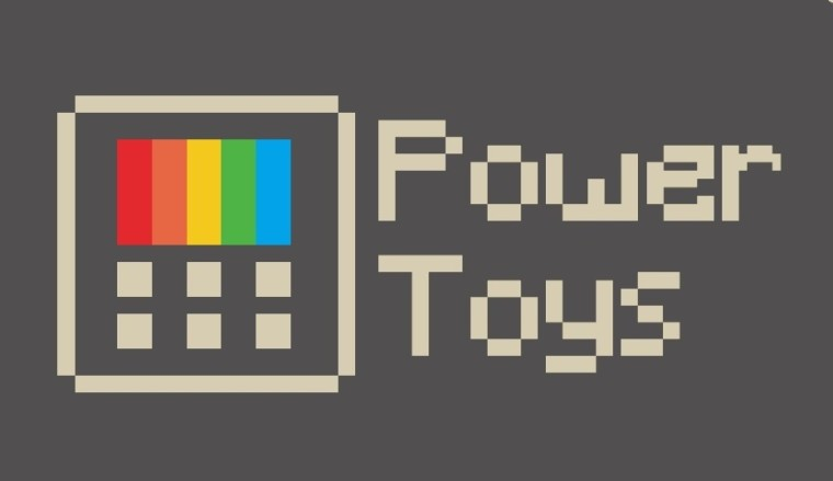 PowerToys logo and name