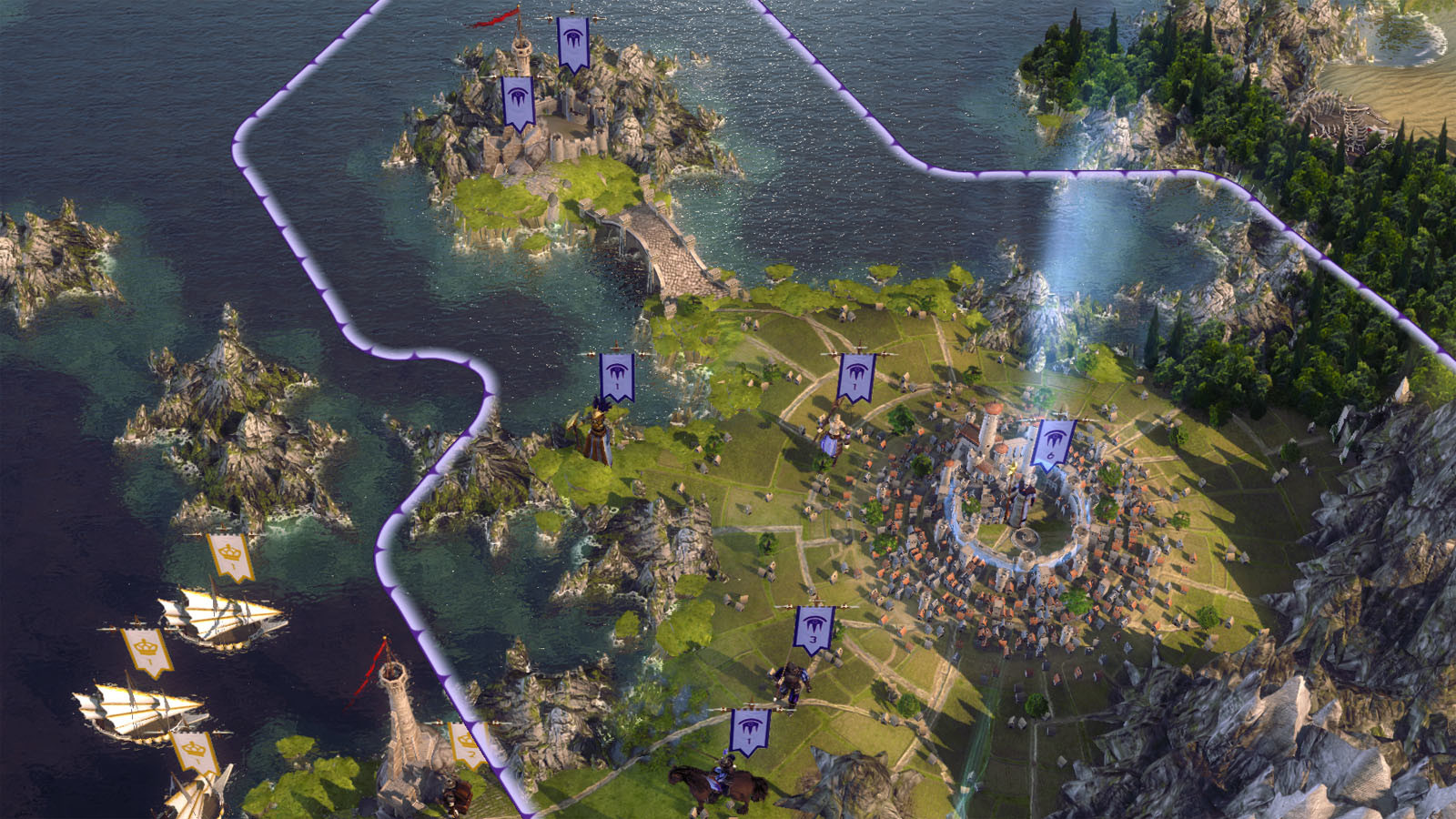 Age Of Wonders Iii Is Free To Claim On The Humble Store Neowin