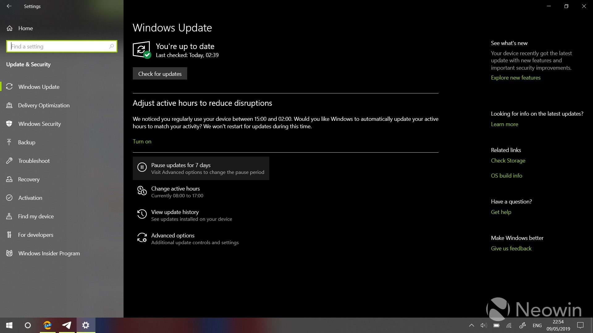 The Windows 10 May 2019 Update is coming - here's what's new
