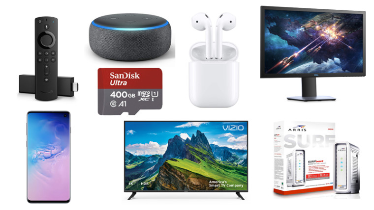 bd9393a7c72 TechBargains: Apple AirPods back for $140, Samsung Galaxy S10/S10+ ...