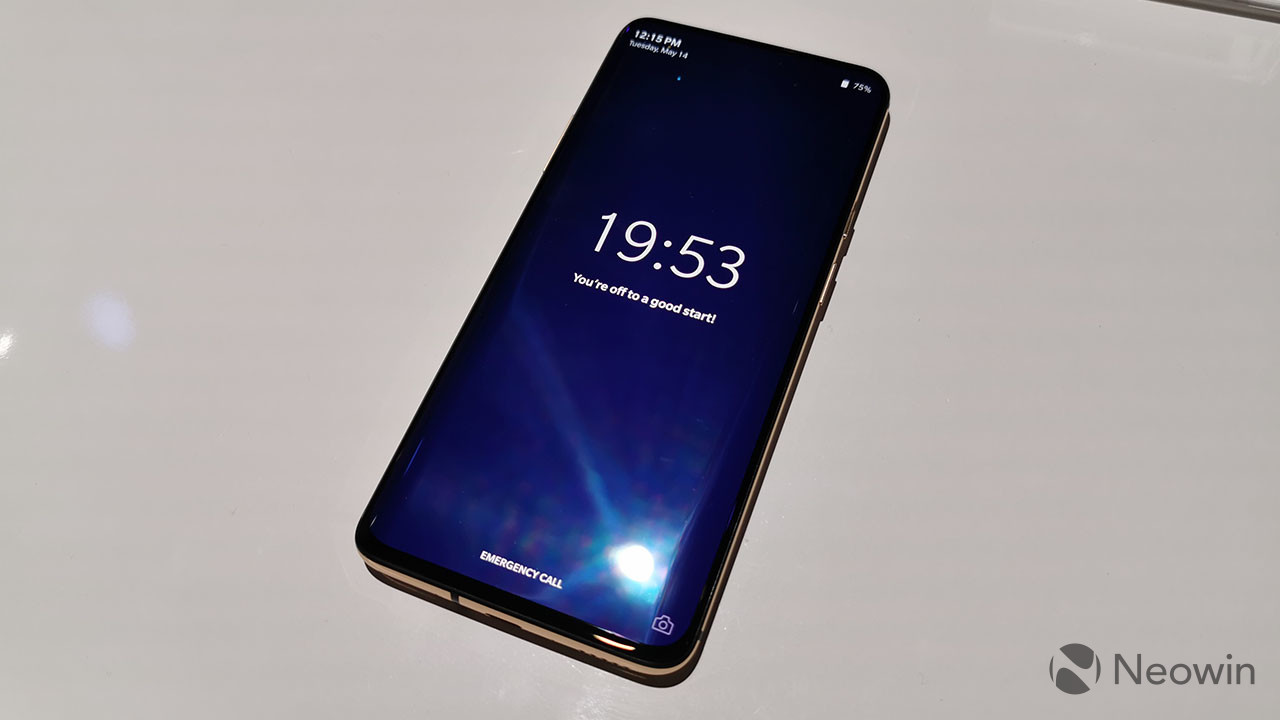 OnePlus 7 Pro review: I'm spoiled for all other screens - Neowin