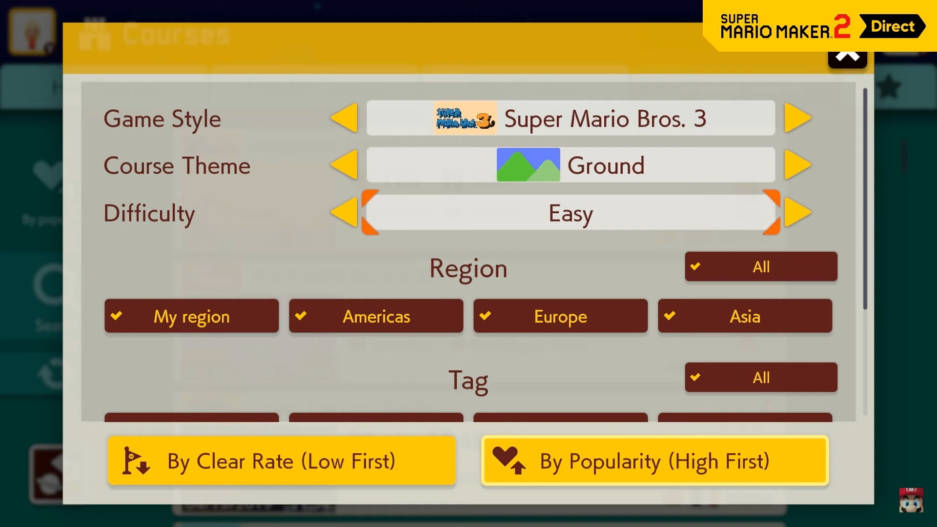 Nintendo reveals story mode and multiplayer support for Super Mario