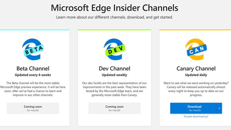 Microsoft's Chromium-powered Edge browser is now available