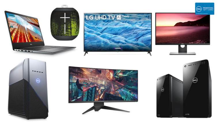 TechBargains: Dell XPS 8930, Inspiron PCs back at $700, UE
