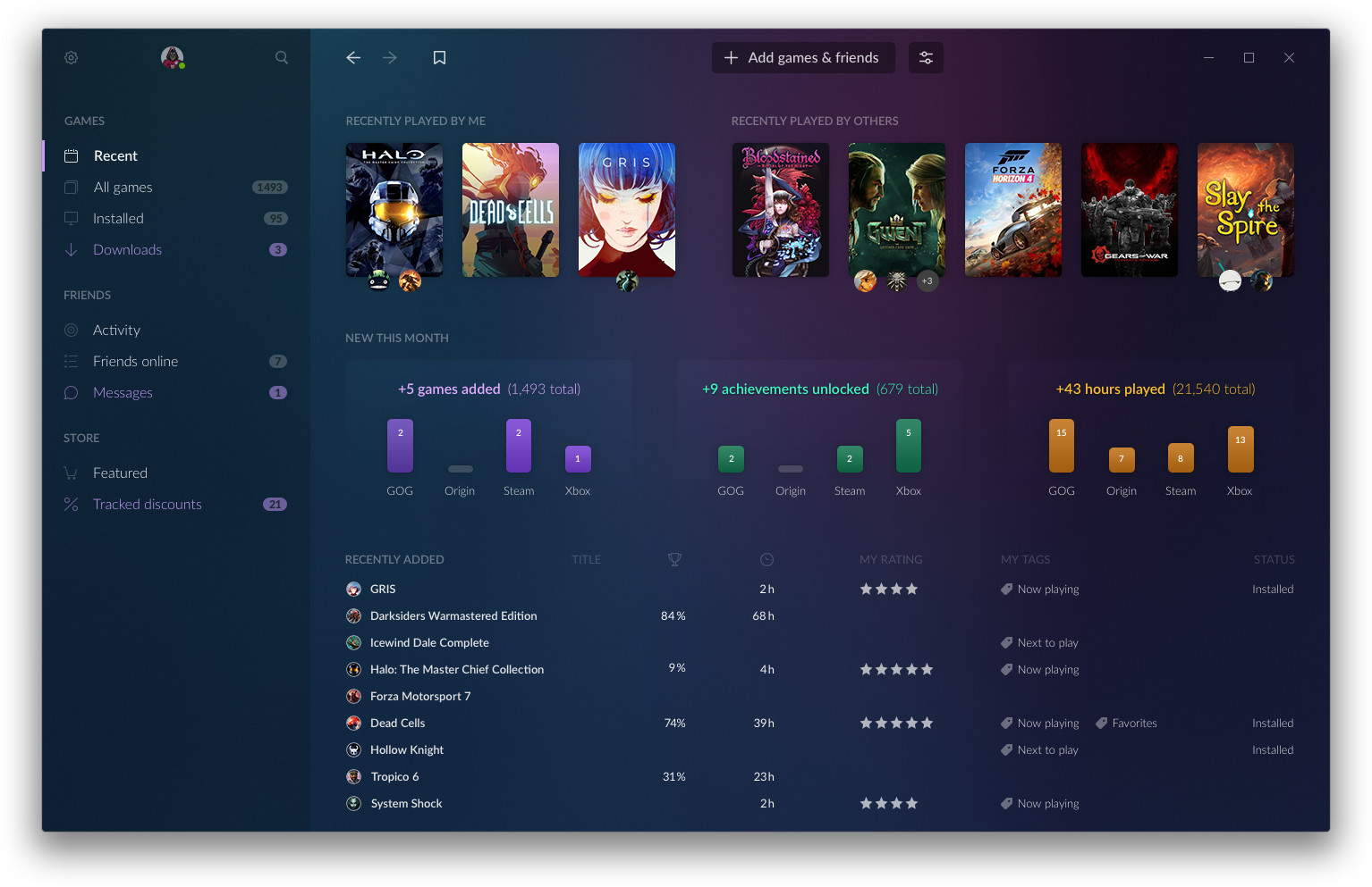GOG's Galaxy 2 0 launcher aims to bring games from all