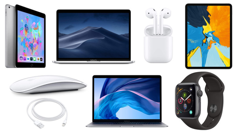 0493400289e TechBargains: Up to $300 off MacBook Pro, $50 off Apple Watch 4, AirPods  for $140