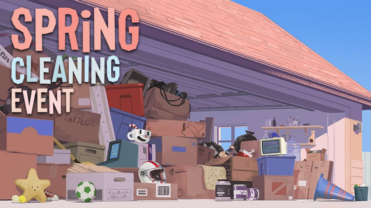 Weekend PC Game Deals: Spring free events from Steam and more
