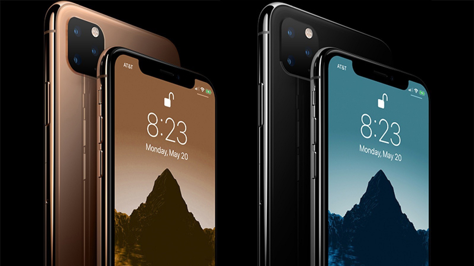 2019 iPhones to reportedly drop 3D Touch, 2020 models to