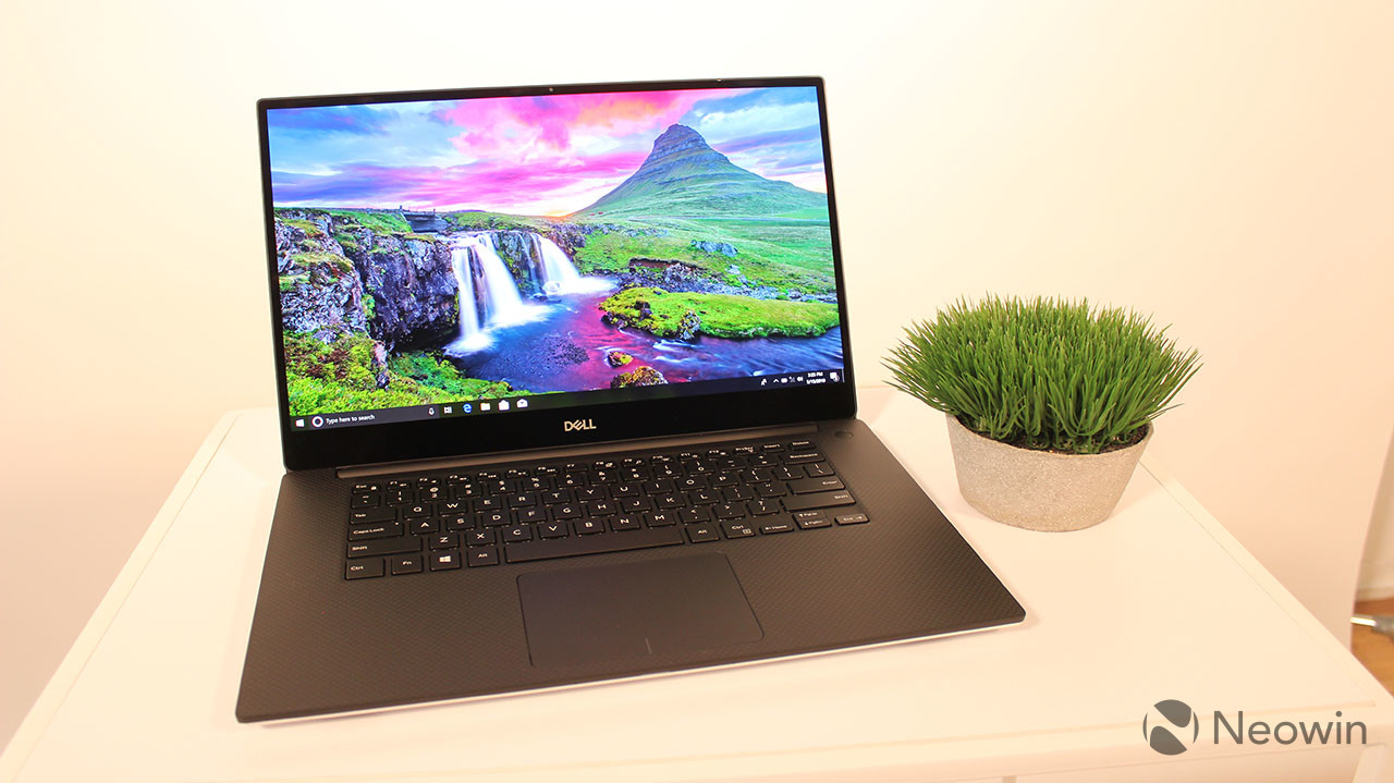 Dell unveils an XPS 15 with an OLED screen and a ninth-gen octa