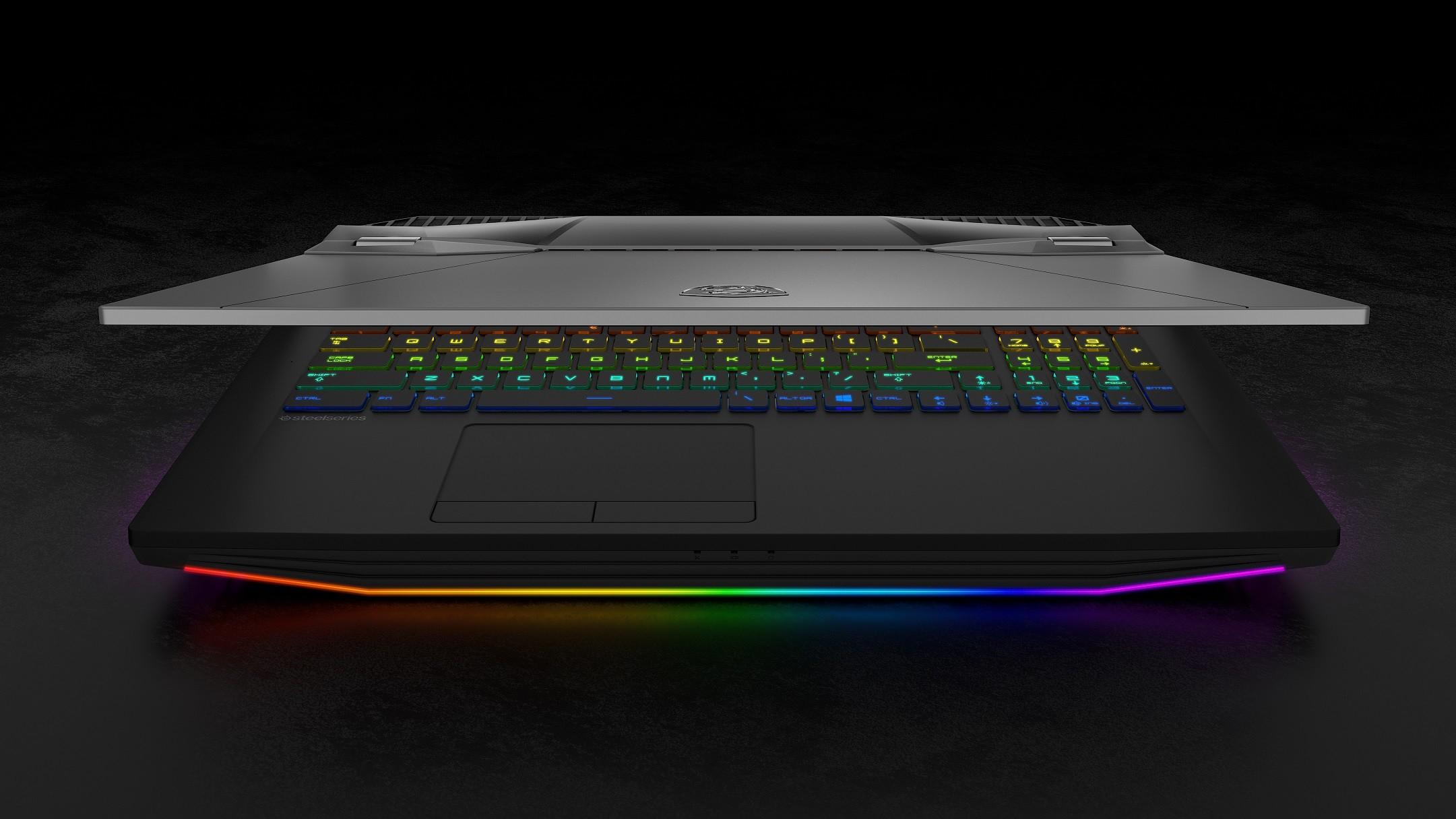 MSI's new GT76 Titan laptop has a 5GHz desktop Core i9 processor