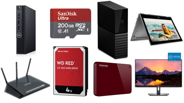 TechBargains: Amazon PC Storage Sale: SanDisk 200GB only $25
