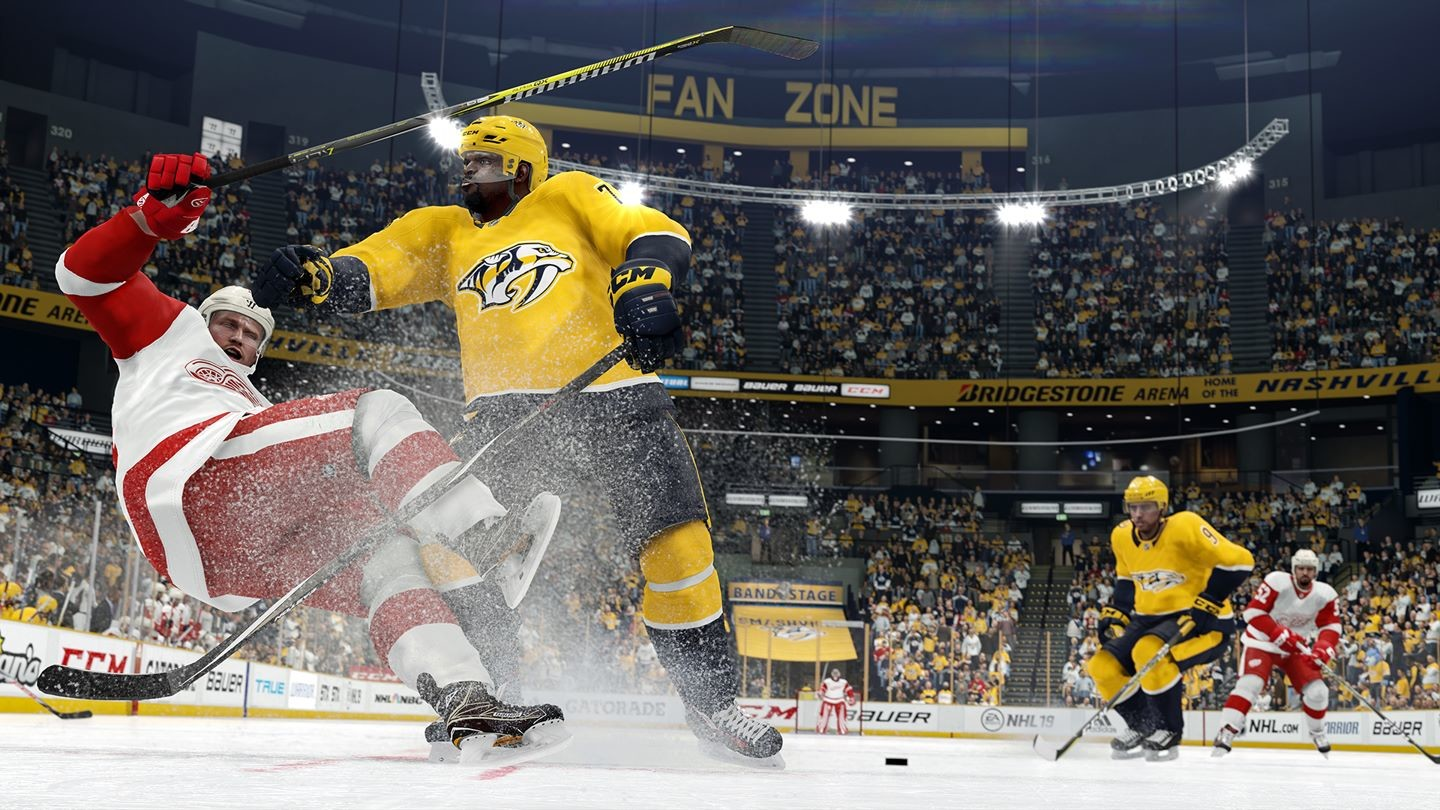 Games With Gold Ea Sports Nhl 19 And Portal Are Now Free Neowin