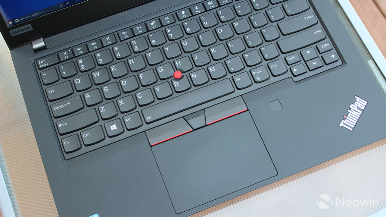 Lenovo ThinkPad T490 review: The most popular ThinkPad gets a Dolby