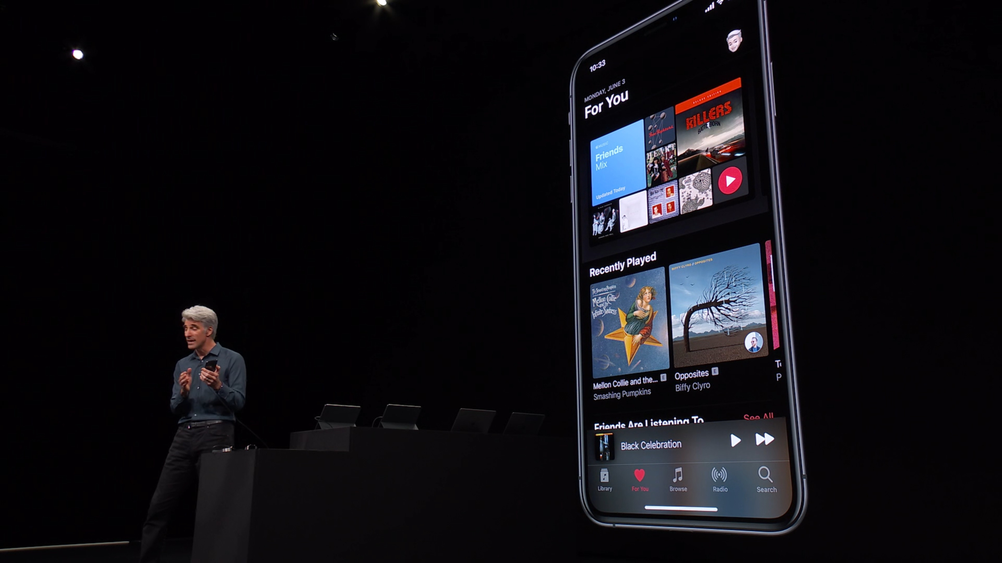 Apple announces iOS 13, with dark mode, new privacy