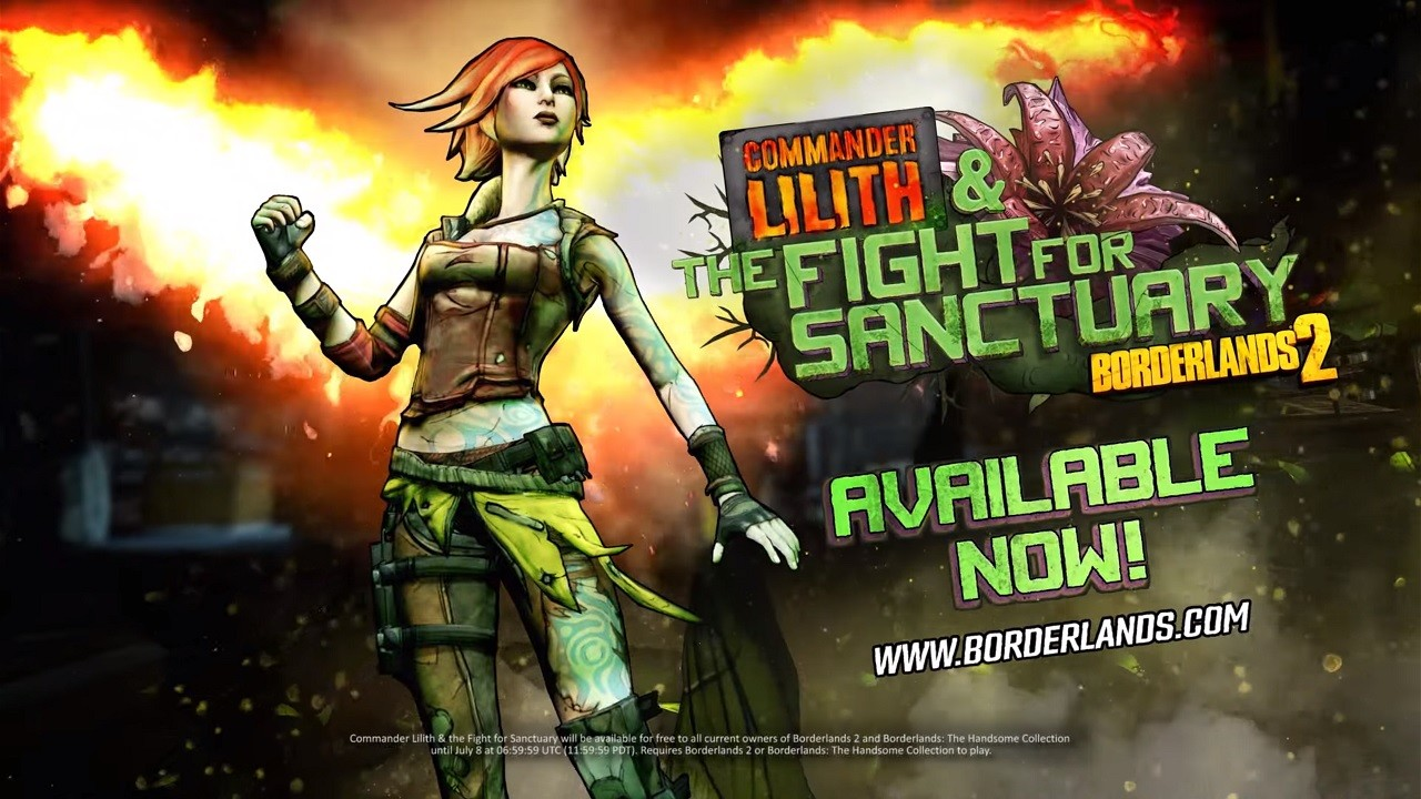 Gearbox Software releases new Borderlands 2 DLC setting the stage