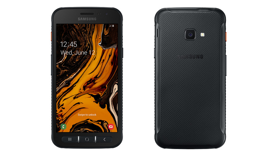 new concept 2409c 74cbc Samsung announces new Galaxy XCover 4s rugged smartphone in Italy ...