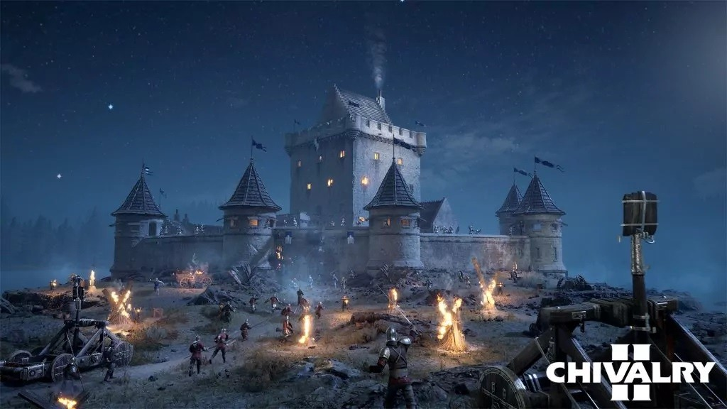 Chivalry II announced for PC, arriving first to Epic Games Store