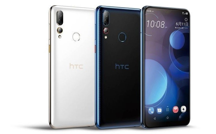 HTC U19e and Desire 19+ debut in Taiwan with mid-range